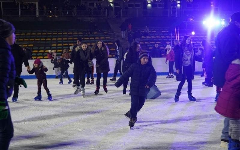 Ice Wonderland™ zimska zabava u Petrinji
