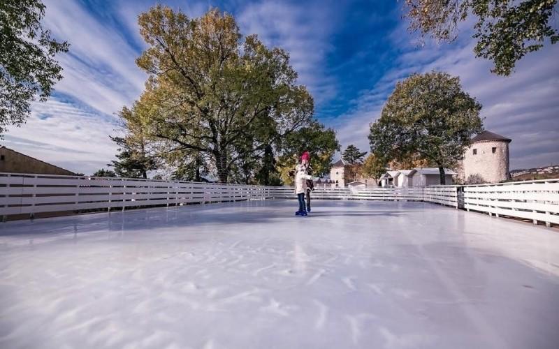 Bajkovito klizalište Ice Wonderland™ na Trsatskoj gradini