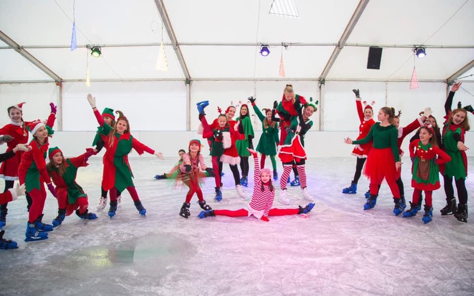 Ice Wonderland™ klizalište na DUBROVNIK WINTER FESTIVALU