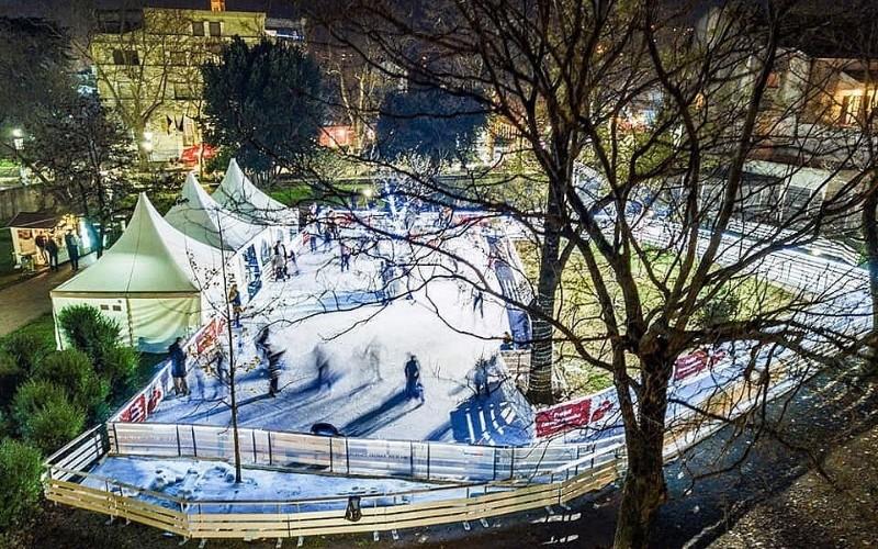 Ice Wonderland™ ledeni park u Mostaru (BIH)