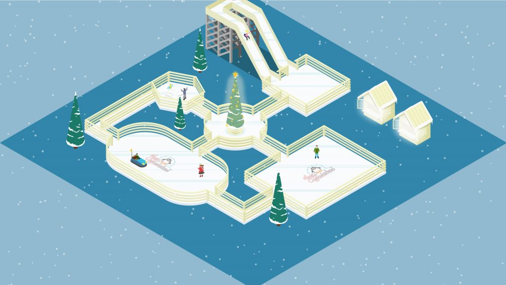 ICE PARKS - ICE PARKS FOR FUN, SPORTS OR HOLIDAY MOMENTS