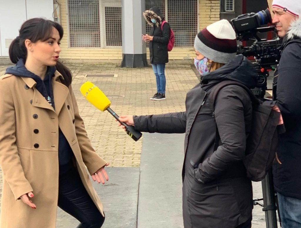 Gostovanje Rahele Bošnjak iz Ice Wonderlanda u RTL danas